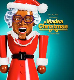 Madea Christmas.Tyler Perry A Madea Christmas Film