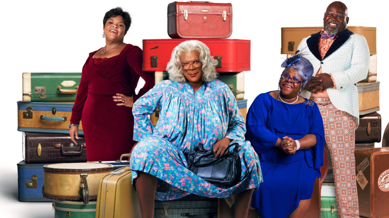 Tyler Perry » Madea farewell stage tour announced